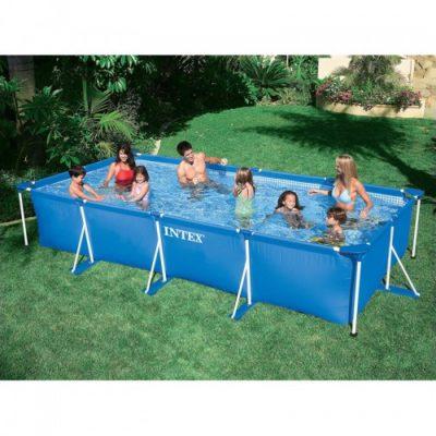 Intex zwembad rechthoek