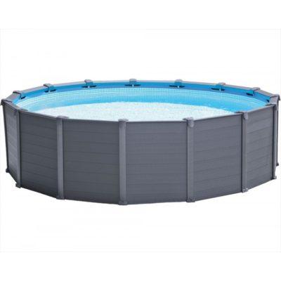 Opzetzwembad kopen for Groot opzetzwembad