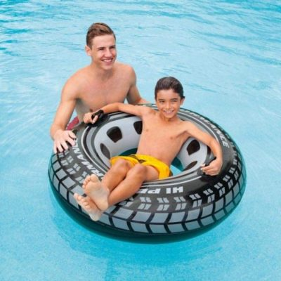Intex Zwemband tube 114cm