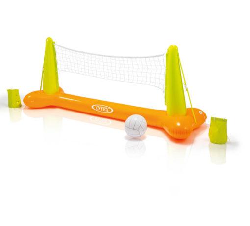 Volleybalnet opblaasbaar