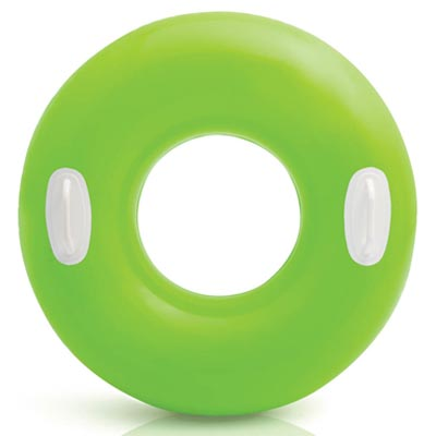 Zwemband hoogglans groen