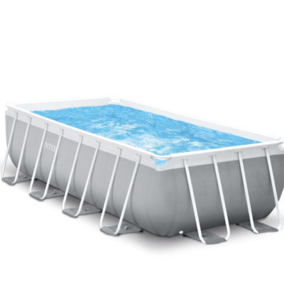 Intex rechthoekig frame zwembad