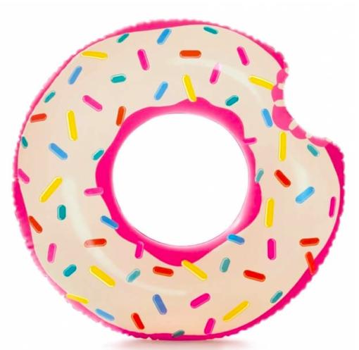 Opblaasbare donut