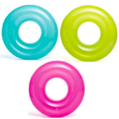 Transparante zwemband