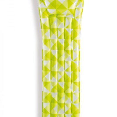Mozaiek luchtbed groen