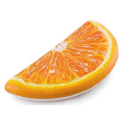Sinaasappel zwemeiland