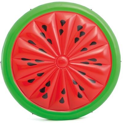 Watermeloen zwemeiland