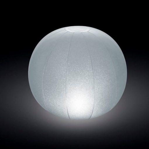Drijvende LED lamp rond