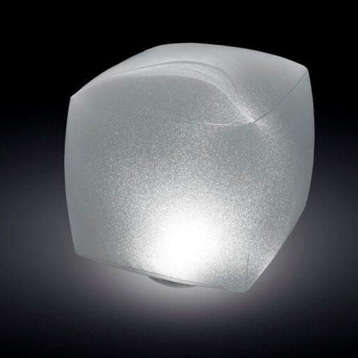 Drijvende LED lamp vierkant