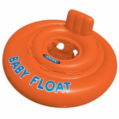 Baby Float oranje zwemband