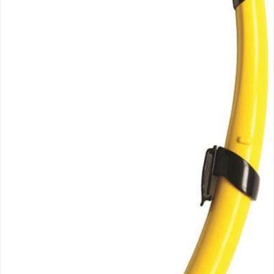 HyperFLo snorkel kind geel