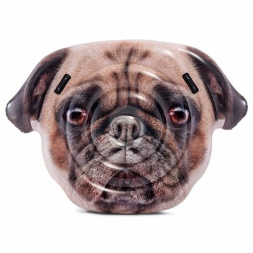 Pug mopshond luchtbed