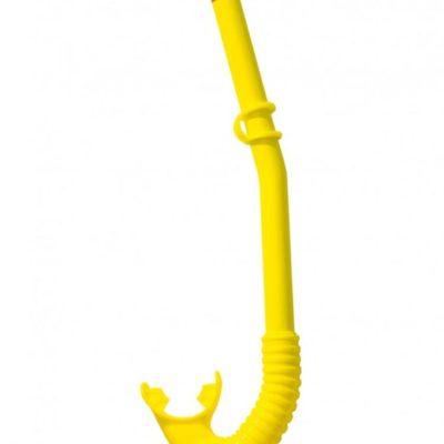 gele snorkel