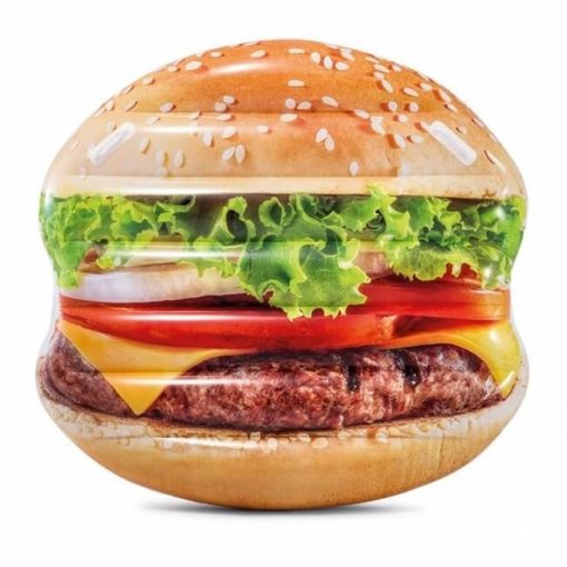 hamburger luchtbed