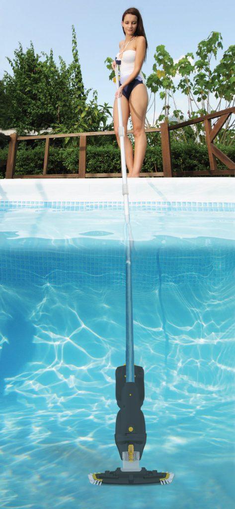 CP-2914 Comfortpool G5 oplaadbare zwembadstofzuiger