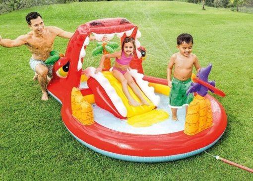 Speelzwembad Happy Dino