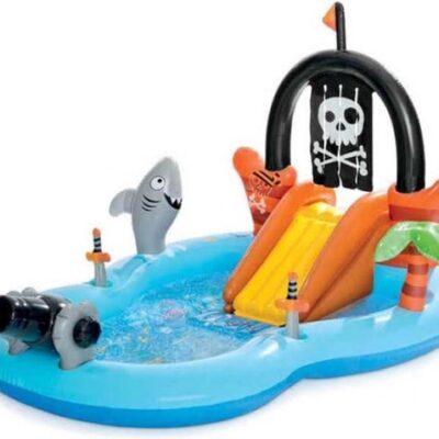 Intex speelzwembad piraat